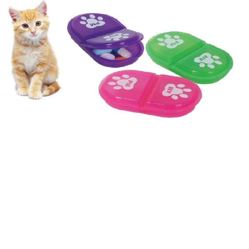 AM/PM Pet Pill Planner (6 Pack)