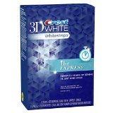 Crest 3d White 1-Hour Express Teeth Whitening Kit 8 Strips 4 Ct