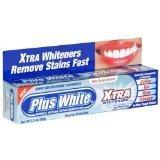 Plus White Fluoride Paste 3.5 Oz