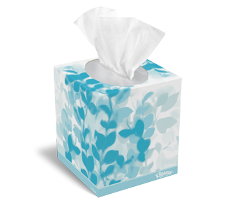 Image 0 of Kleenex Facial Tissue With White Lotion 18 x 170 Ct.
