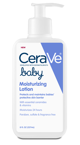 Cerave Baby Lotion 8 Oz