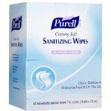 Purell Cottony Soft Wipes 40 Ct.
