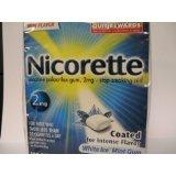 Image 0 of Nicorette 2 Mg White Ice Gum 100 Ct