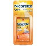 Image 0 of Nicorette 4 Mg Fruit Gum 20 Ct