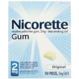 Image 0 of Nicorette 2 Mg Gum Starter Kit 110 Ct.