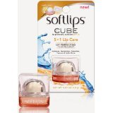 Softlips Cube Vanilla Bean Lip Balm 0.23 Oz