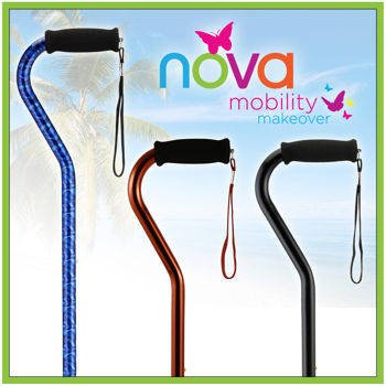 All Occasion Offset Cane 3-pack by Nova