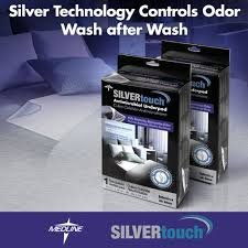 Image 2 of SILVERtouch Antimicrobial Underpad 6 Pads