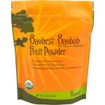 Baobest Organic Baobab Fruit Powder from Baobab Foods 4x16 Oz