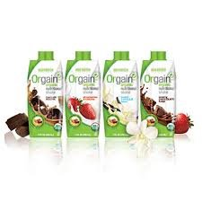 Image 2 of Orgain Organic Chocolate Protein Powder 2.74 Lbs