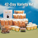 Smart For Life 42-day Variety Kit