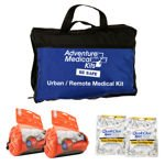 Adventure? Medical Kits Urban/Remote Medical Kit with Thermal Bivvy and QuikClot