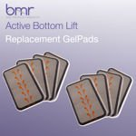 BMR Active Bottom Lift Replacement GelPads 2 Sets.
