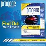 Progene Test Labs 2 Testosterone Test Kits