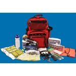 Rapid Care Emergency Backpack with First Aid Kit