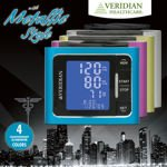 Wrist Blood Pressure Monitor by Veridian Healthcare