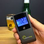 Watchdog Breathalyzer with Fuel Cell Sensor