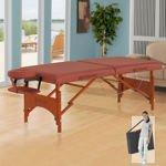 Master 28'' Fairlane Portable Massage Table