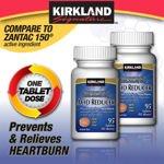 Image 0 of Kirkland Signature Acid Reducer 190 Tablets