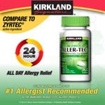 Image 0 of Kirkland Signature Aller-Tec 365 Tablets