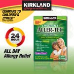 Image 0 of Kirkland Signature Children's Aller-Tec 16 Oz