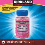 Image 0 of Kirkland Signature Allergy Medicine 25 Mg 600 MINITABS