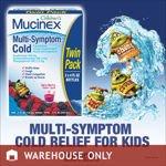 Mucinex Multi Symptom Cold 8 Oz