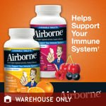 Image 0 of Airborne Immune Support Supplement 116 Chewable Tablets