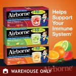 Image 0 of Airborne Immune Support 36 Effervescent Tablets