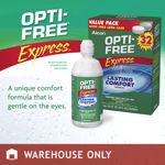 Image 0 of OPTI-FREE Express Solution 32 Ounces