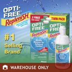 Image 0 of Opti-Free RepleniSH Solution 28 Oz