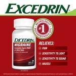 Image 0 of Excedrin Migraine 300 Coated Caplets