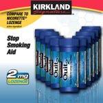 Image 0 of Kirkland Signature Quit2 Mint 2 Mg Lozenge 270 Pieces