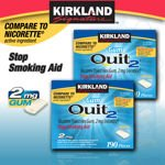 Image 0 of Kirkland Signature Quit2 2 Mg Gum 380 Pieces