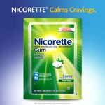 Image 0 of Nicorette Fresh Mint 2 Mg Gum 200 Pieces