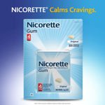 Image 0 of Nicorette Original Flavor 4 Mg Gum 200 Pieces