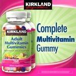Kirkland Signature Adult Multivitamin 320 Gummies