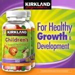 Kirkland Signature Calcium Citrate 500 Mg 500 Tablets