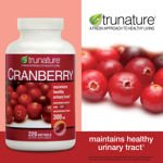 Trunature Cranberry 300 Mg 220 Softgels