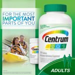Centrum Adults Under 50 425 Tablets