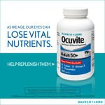 Ocuvite Eye Vitamin Adult 50+ Formula 150 Soft Gels