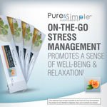 Image 0 of Pure & Simple On-the-Go Stress Management 60 Stick Packs