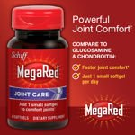 Image 0 of Schiff MegaRed Joint Care 60 Softgels