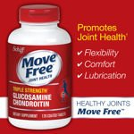 Image 0 of Schiff Move Free Advanced Triple Strength 170 Tablets