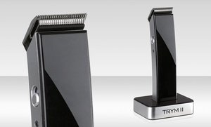 Trym II Rechargeable Hair, Mustache, and Beard Trimmer Kit