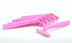 Impress Twin-Blade Disposable Razors 6 Ct