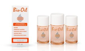Bio Oil Specialist Skin Care Stretch Mark-Reducing Moisturizer 3x2 Oz