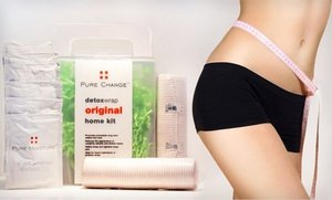 Pure Change At Home Detox Wrap 1 Kit