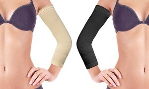 Image 2 of Evertone Slimming and Toning Compression Support Arm Wrap 2 Sets