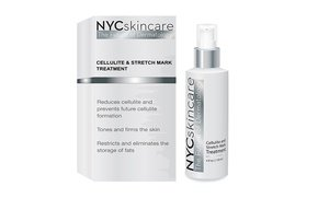 Image 2 of Cellulite and Stretch Mark Treatment 4 Oz By NYC Skincare
